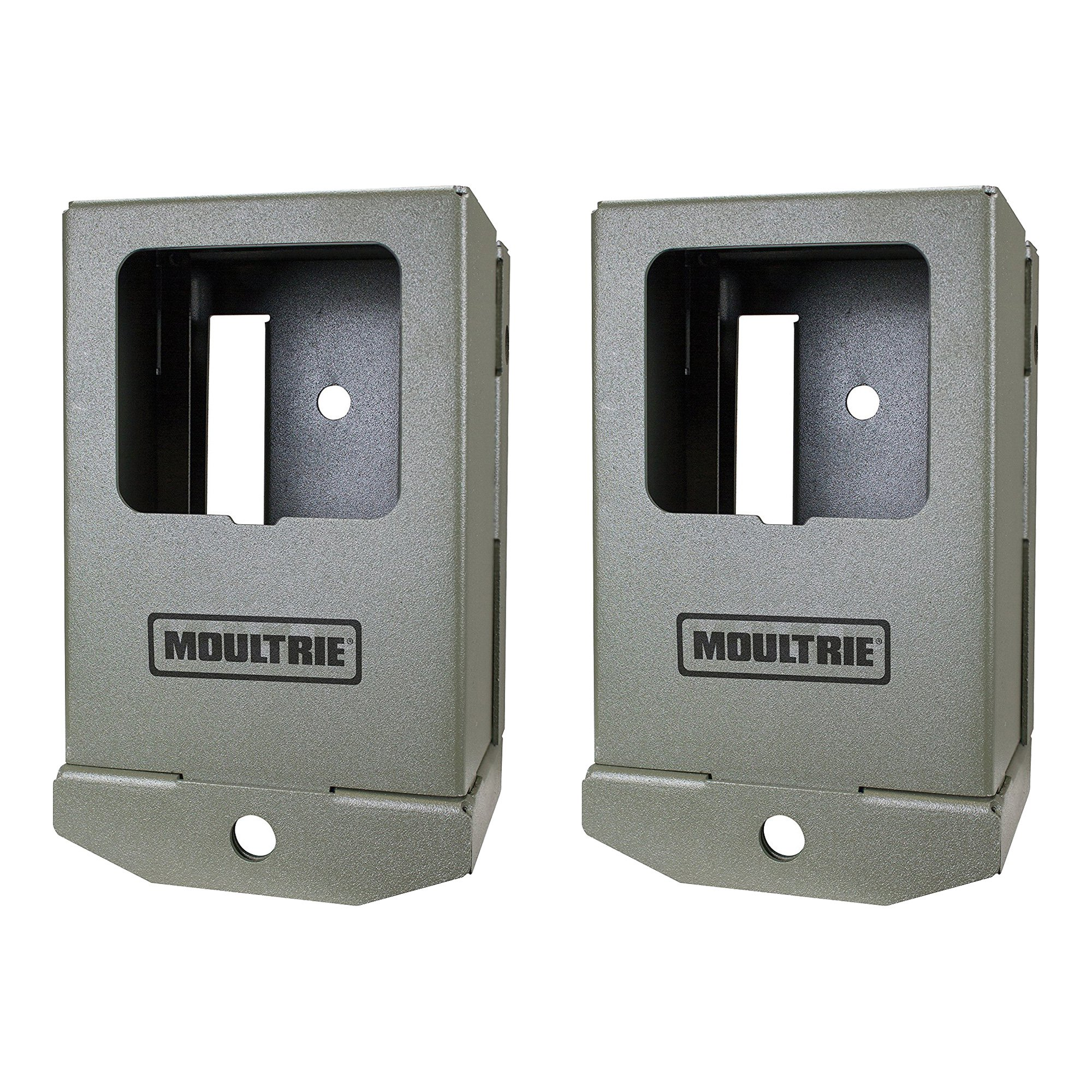 Moultrie M Series 2017 Model Game Camera Security Case Box, 2 Pack | MCA-13187 by Moultrie
