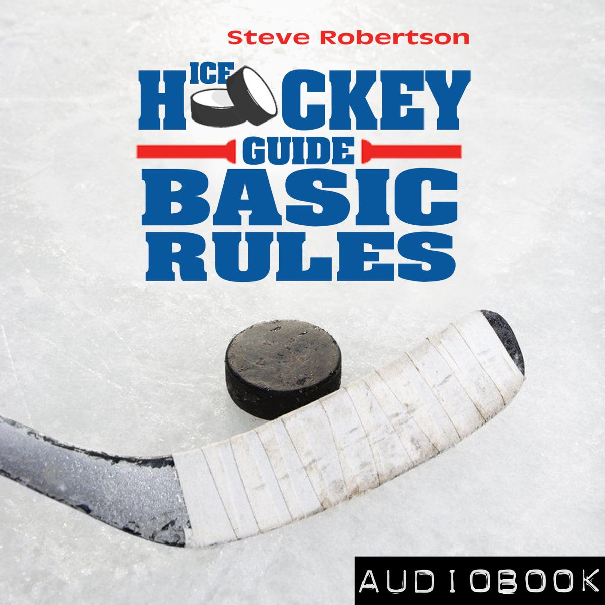 Ice Hockey Guide Basic Rules - Audiobook