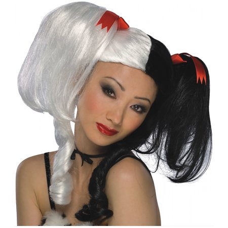 Fear Fairy Costume Wig