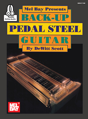 Back-Up Pedal Steel Guitar by