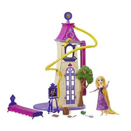 Disney Tangled the Series Swinging Locks Castle - Disney Princess Castel
