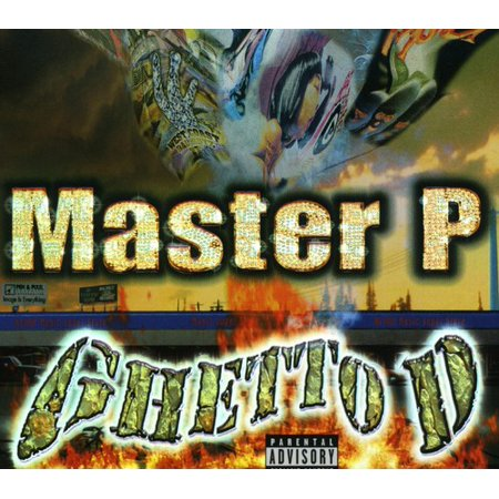 Ghetto D 10th Anniversary Edition (explicit) (CD)