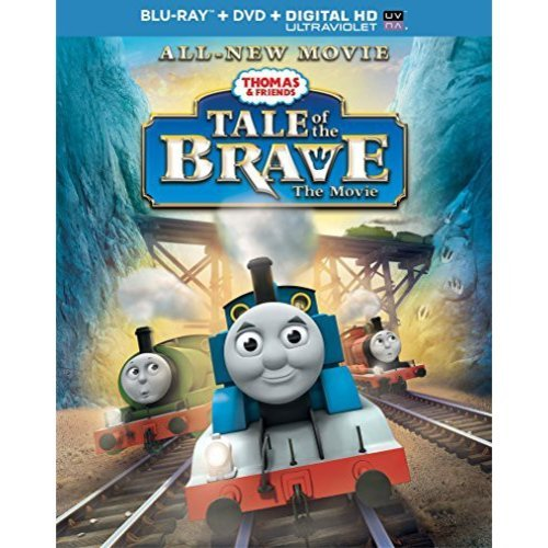 Thomas & Friends: Tale Of The Brave (Blu-ray + DVD + Digital HD) (With INSTAWATCH) (Widescreen)