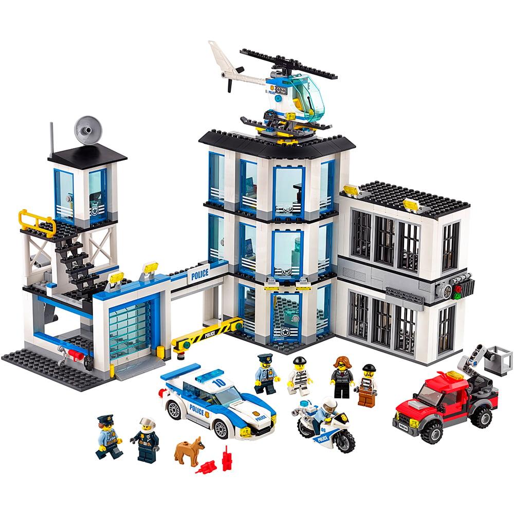 LEGO City Police Police Station 60141 - Walmart.com