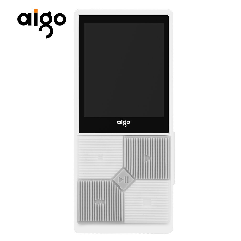 "Aigo MP3 Player 206 1.8"" TFT Screen Display Portable Rechargeable Music Player On Clearance"