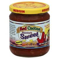Red Cactus Country Sweet Medium Salsa, 16 oz
