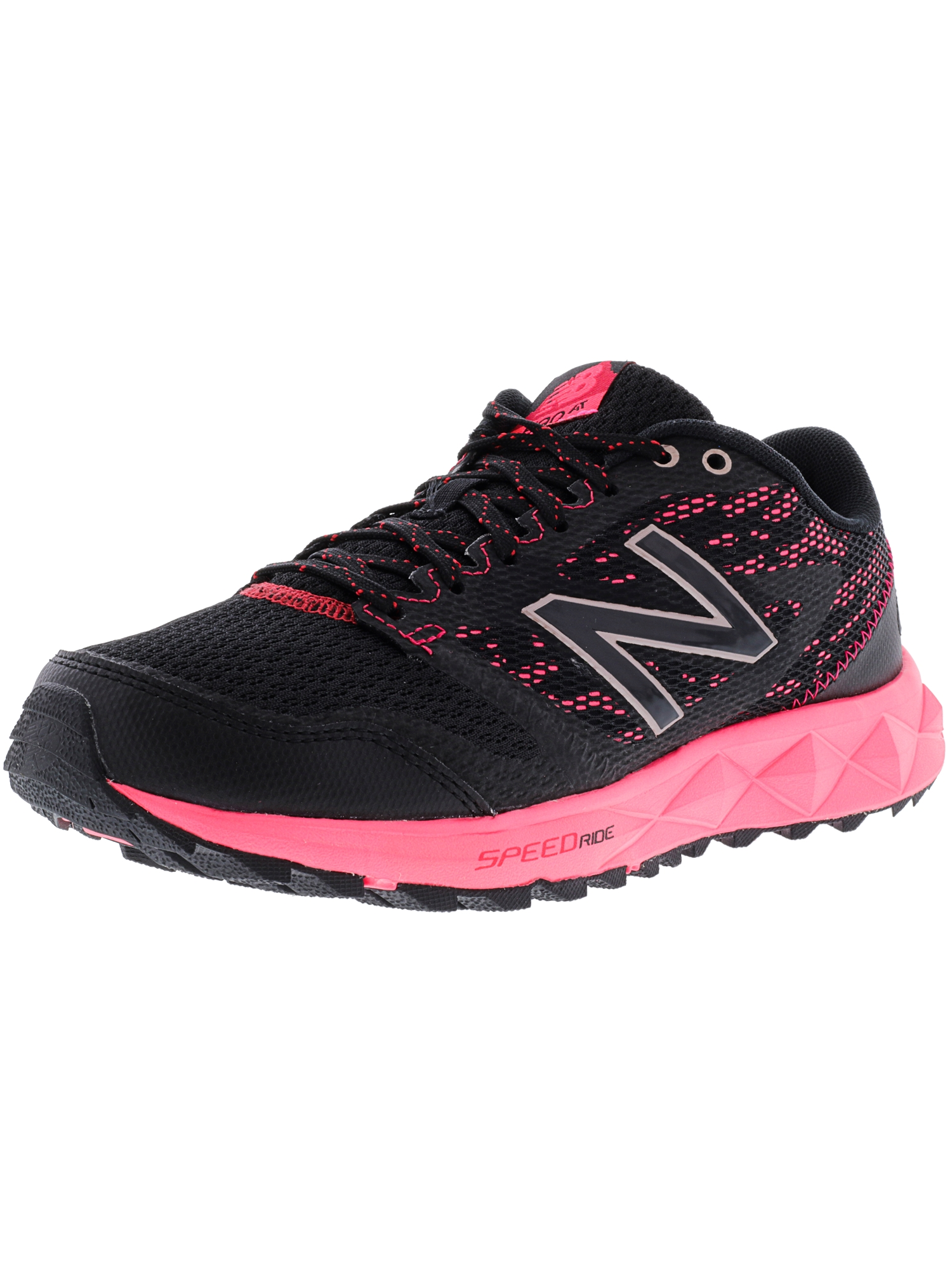 New Balance Women's Wt590 Lb2 Ankle-High Trail Runner 6W by New Balance