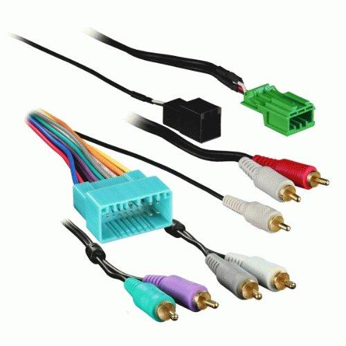 Metra 70-7863 Amplifier Retention Wire Harness for 2003-2011 Honda Element