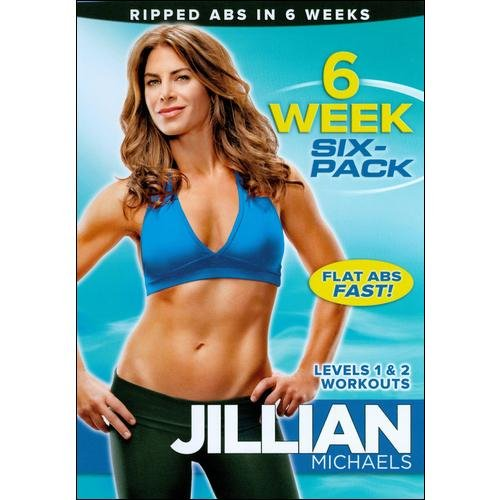 Jillian Michaels: 6 Week Six-Pack (Full Frame)