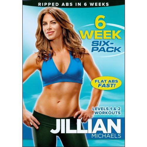 Jillian Michaels: 6 Week Six-Pack (Full Frame)