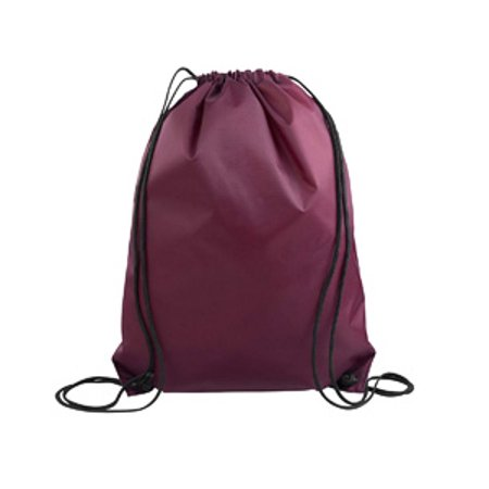 UltraClub by Liberty Bags Value Drawstring Backpack 8886 - Walmart.com