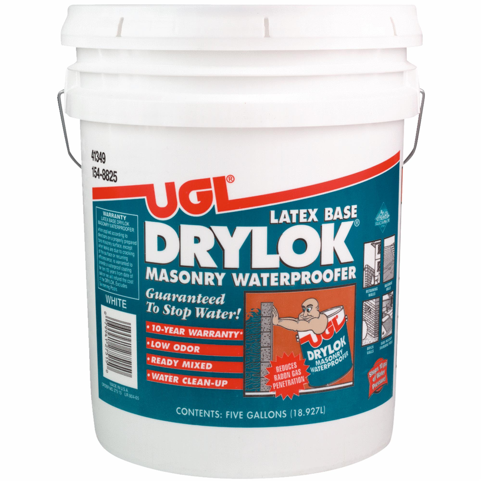 Drylok Latex Masonry Waterproofer by United Gilsonite