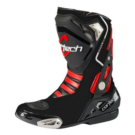 Cortech Impulse Air Road Race Boots Black