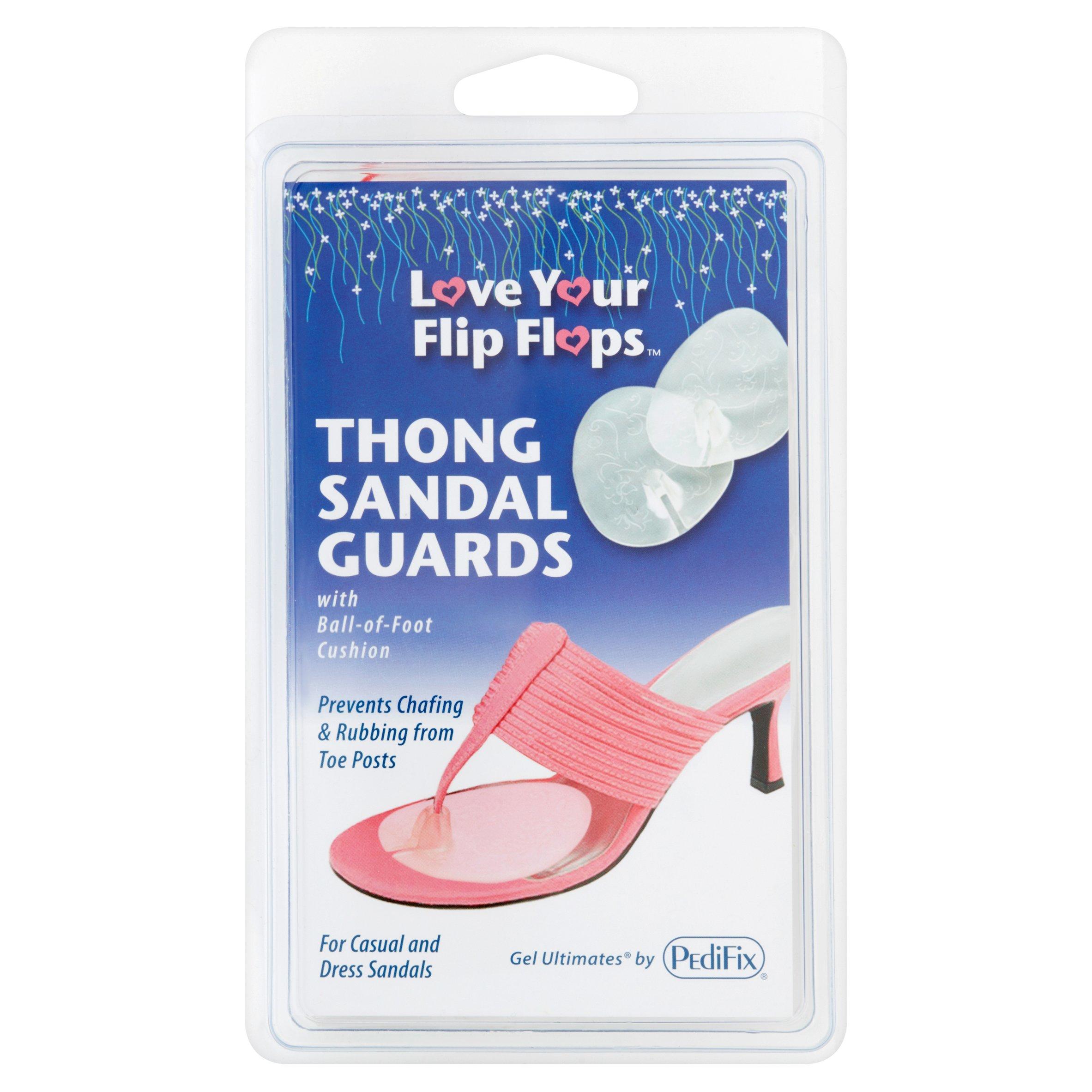 PediFix Love Your Flip Flops Thong Sandal Guards