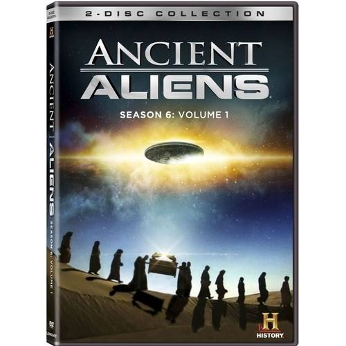 Ancient Aliens: Season 6 Volume 1 by Lions Gate