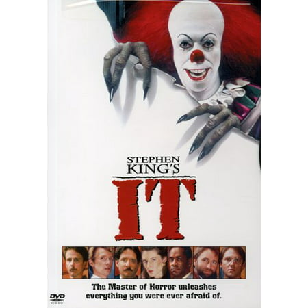 Stephen King's It! (DVD)](Halloween Movirs)