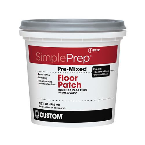 Custom Building Products FPQT Qt. Pre-Mixed Floor Patch