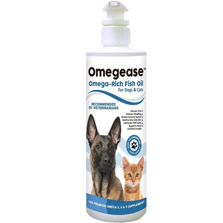 Additive free nagasaki prefecture anchovy kamisco for Fish oil for dogs