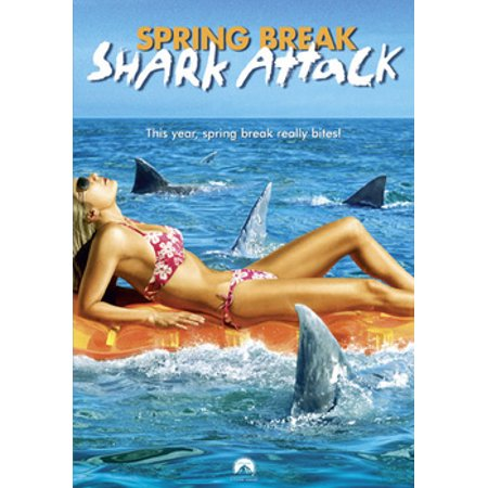 Spring Break Shark Attack (DVD) - New Shark Movie Coming Out
