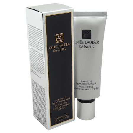 Re-Nutriv Ultimate Lift Age-Correcting Mask by Estee Lauder for Women - 2.5 oz (Estee Eye Mask)