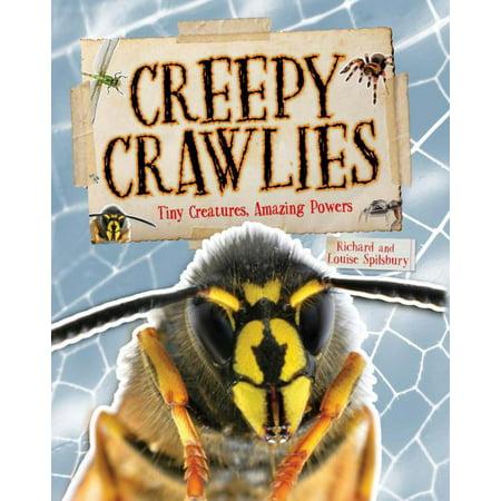 Creepy Crawlies: Tiny Creatures, Amazing Powers - image 1 de 1