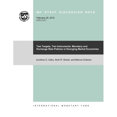 Two Targets, Two Instruments: Monetary and Exchange Rate Policies in Emerging Market Economies - eBook](Spirit Halloween Exchange Policy)