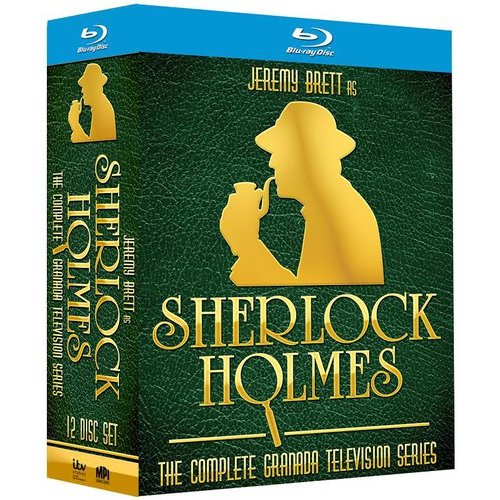 Sherlock Holmes: The Complete Series (Blu-ray)
