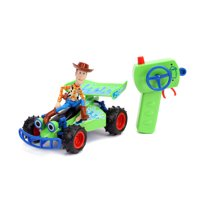Jada Toys- Toy Story 4 R/C Turbo Buggy- Woody