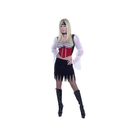 Adult Sexy Pirate Wench (Women's Sexy Captain's Wench Costumes)