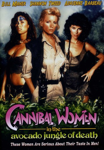 Cannibal Women in the Avocado Jungle of Death by