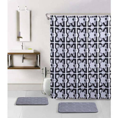 Discontinued Mainstays 15 Piece Memory Foam Bathroom