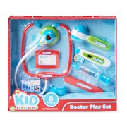 Kid Connection Doctor Play Set, 8 Pieces
