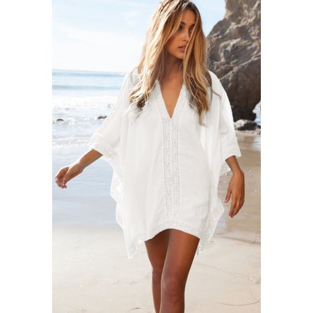 7c9884d8d1 Coxeer - Coxeer Womens Cover Up Swimsuit Swimwear Beach Dress ...