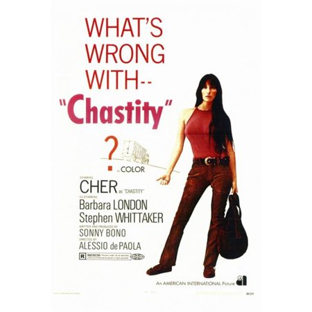 Posterazzi MOVIF5184 Chastity Movie Poster - 27 x 40 in. - image 1 de 1
