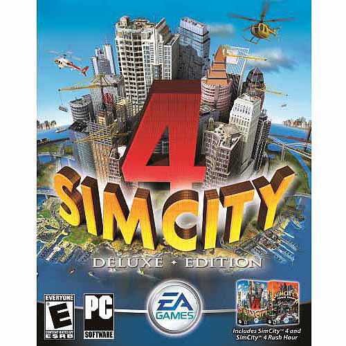 Electronic Arts SimCity 4 Deluxe (Digital Code)