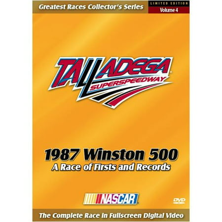 1987 World Series Teams - Nascar Classics: 1987 Winston 500 (DVD)