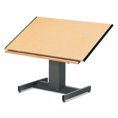 Futur matic drawing table 30 in l x 42 in w for 12 x 30 table