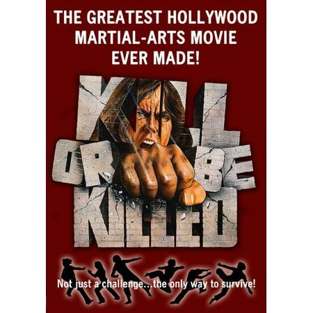 Kill or Be Killed (1976) (DVD) - Halloween 2017 Kills Family