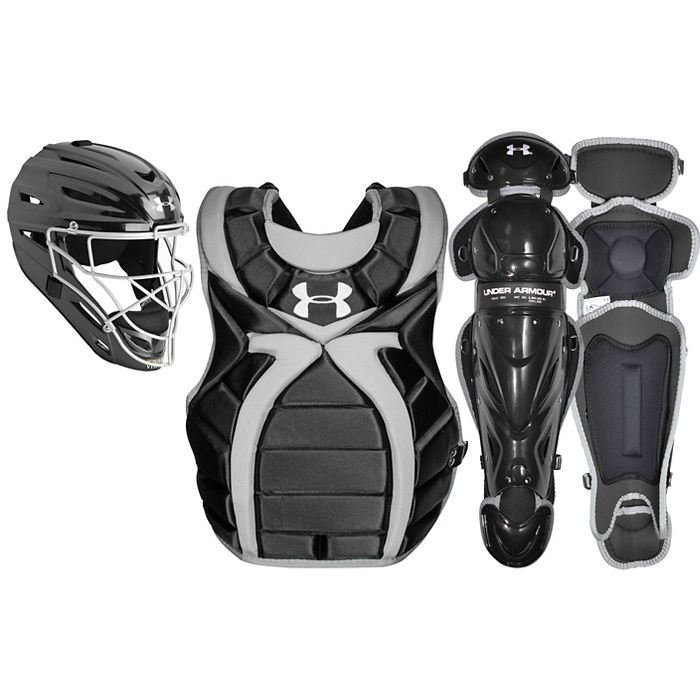 Under Armour Girls' Victory Series Catcher's Set