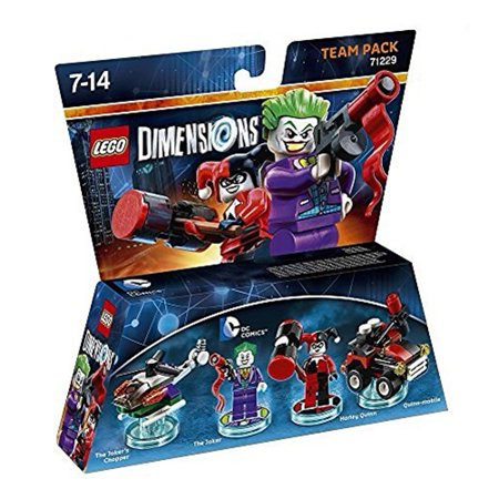 DC Comics Team Pack - LEGO Dimensions (Team Fortress 2 Halloween Trailer)