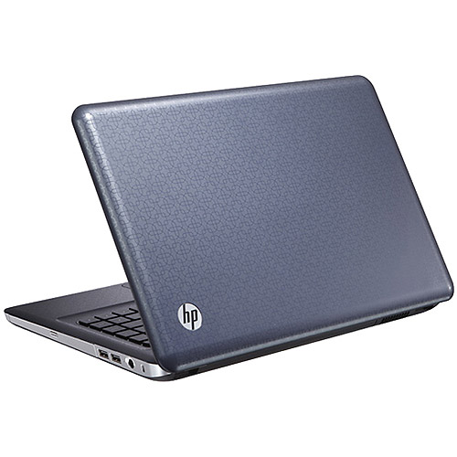 "HP Refurbished Midnight Blue 14.5"" Pavilion DV5-2135DX Laptop PC with AMD Turion II Dual-Core Mobile P540 Processor and Windows 7 Home Premium"
