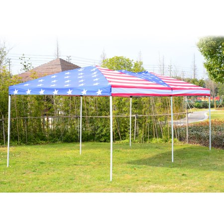 Palm Springs Outdoor 10 X 20 Wedding Party Tent Gazebo Canopy With Sidewalls