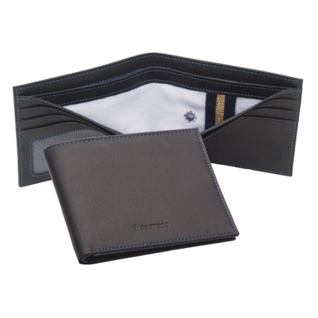 Milwaukee Brewers Tokens & Icons Game Used Uniform Bi-fold Wallet - No Size (Tokens And Icons Wallet)