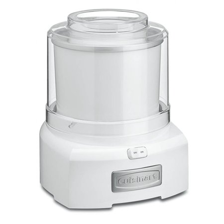 Cuisinart Ice Cream And Frozen Yogurt Maker Features Extra Large 1 2 Quart Double Insulated Mixing Bowl With New Patented Paddle Fully Automatic