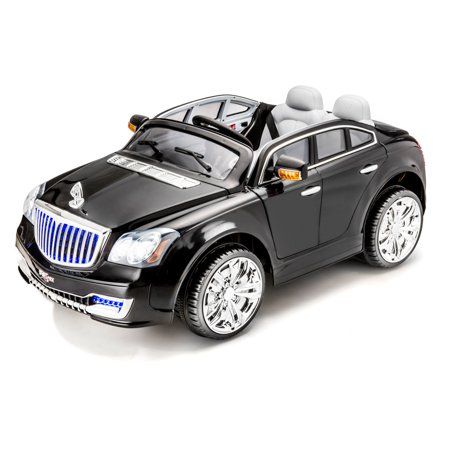 Sportrax Limited Edition Maybach Style Luxury Battery Powered Riding Toy With Mp3 Player