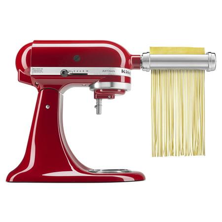 KitchenAid 3-Piece Pasta Roller & Cutter Mixer Attachment Set (Kitchenaid Ravioli Attachment Best Price)