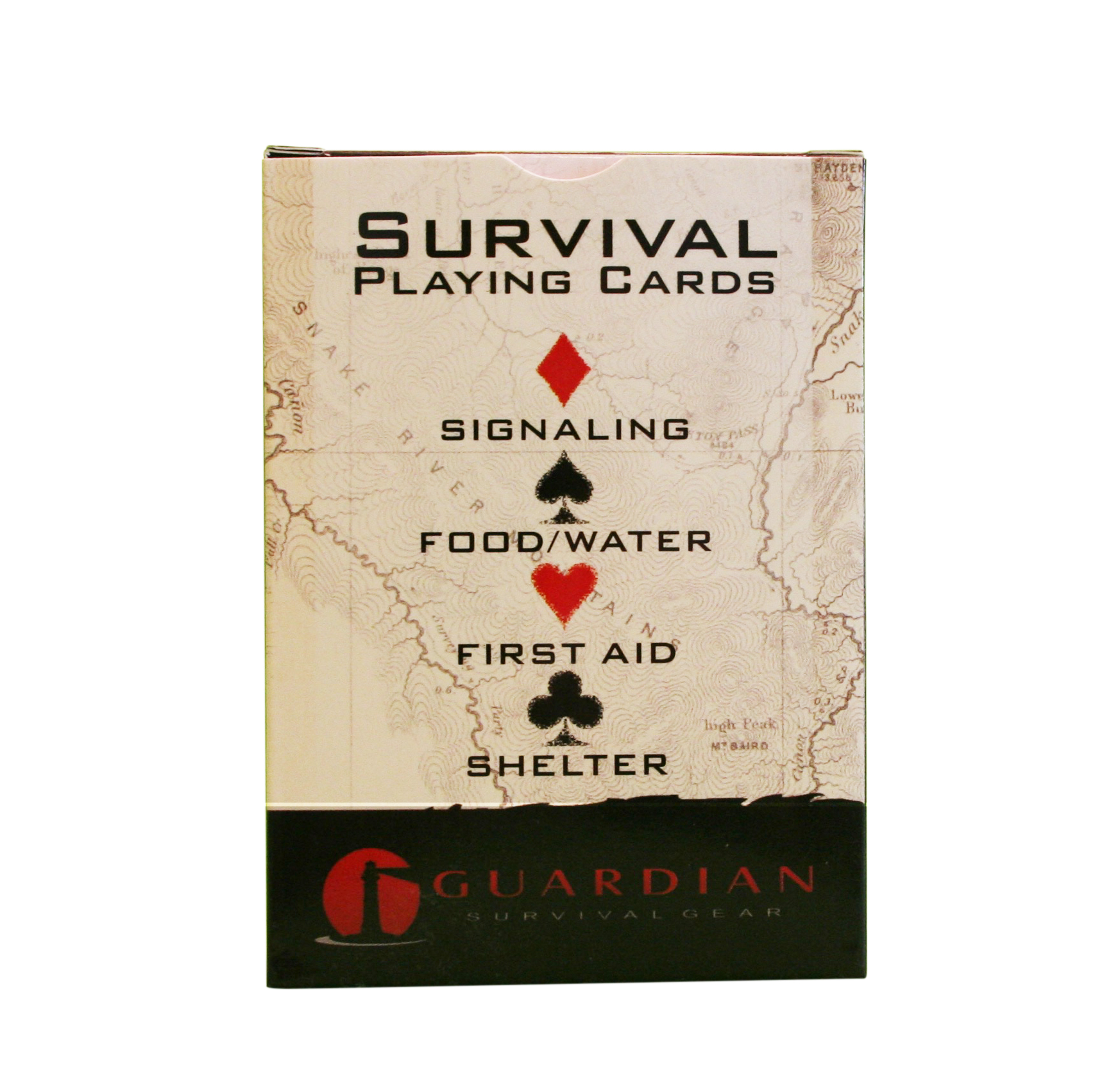 Guardian EPC Deck of Playing Cards