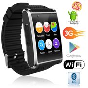 Best Android Watches - Indigi NEW 2017 3G Android 5.1 Smart Watch Review