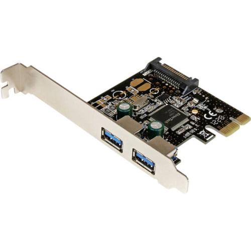 StarTech 2-Port PCI Express SuperSpeed USB 3.0 Controller Card