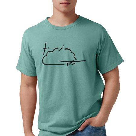 Pilot Shift (CafePress - Thermals Glider Pilot T-Shirt - Mens Comfort Colors?)
